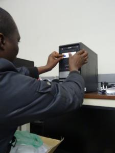 Computer Lab Pretoria